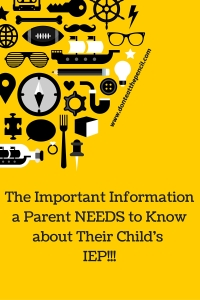 Everything Parents Should know IEP donteatthepencil