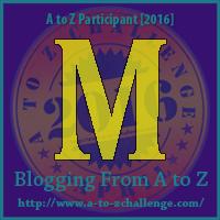 M atoz blog challenge